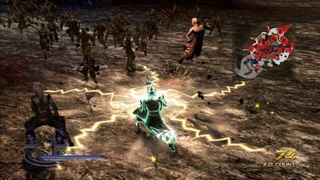 Warriors Orochi 3 (2012) XBOX 360
