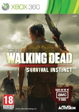 The Walking Dead: Survival Instinct (2013) XBOX 360