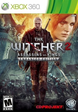 The Witcher 2 Assassins of Kings (2012) XBOX360