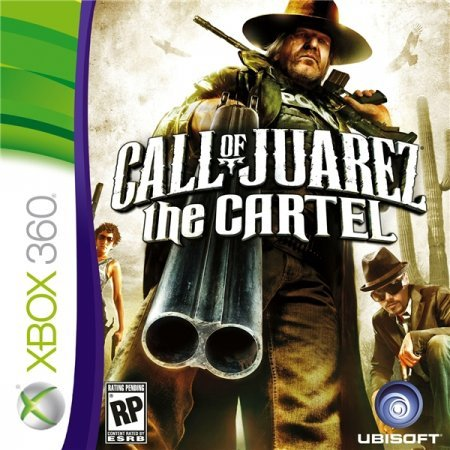 Call of Juarez: The Cartel (2011) XBOX 360