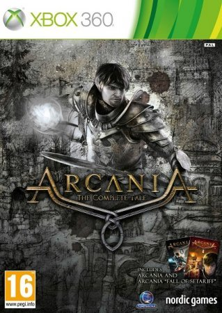 Arcania: The Complete Tale (2013) XBOX360