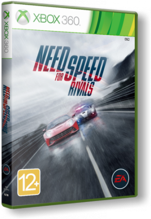 Need for Speed: Rivals (2013) Xbox 360
