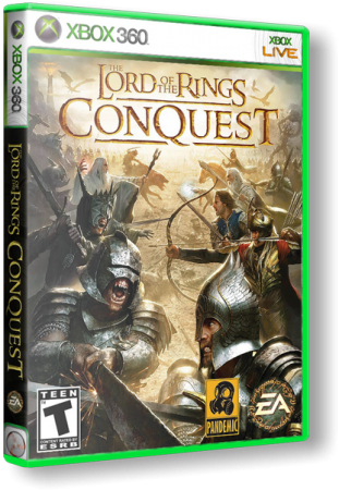 Lord of the Rings: Conquest (2009) Xbox 360