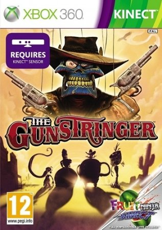The Gunstringer (2011) XBOX360