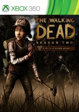 The Walking Dead: Season 2 (2013) Xbox 360