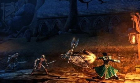 Castlevania: Lords of Shadow Mirror of Fate HD (2013) Xbox 360