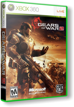 Gears of War 2 (2008) Xbox 360