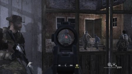 Call of Duty: Modern Warfare (2007) Xbox 360