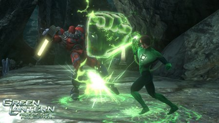 Green Lantern Rise Of The Manhunters (2011) Xbox 360