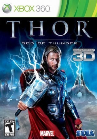 Thor: God of Thunder (2011) XBOX 360
