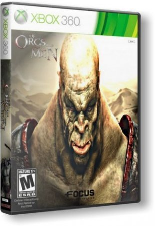 Of Orcs and Men (2012) XBOX360