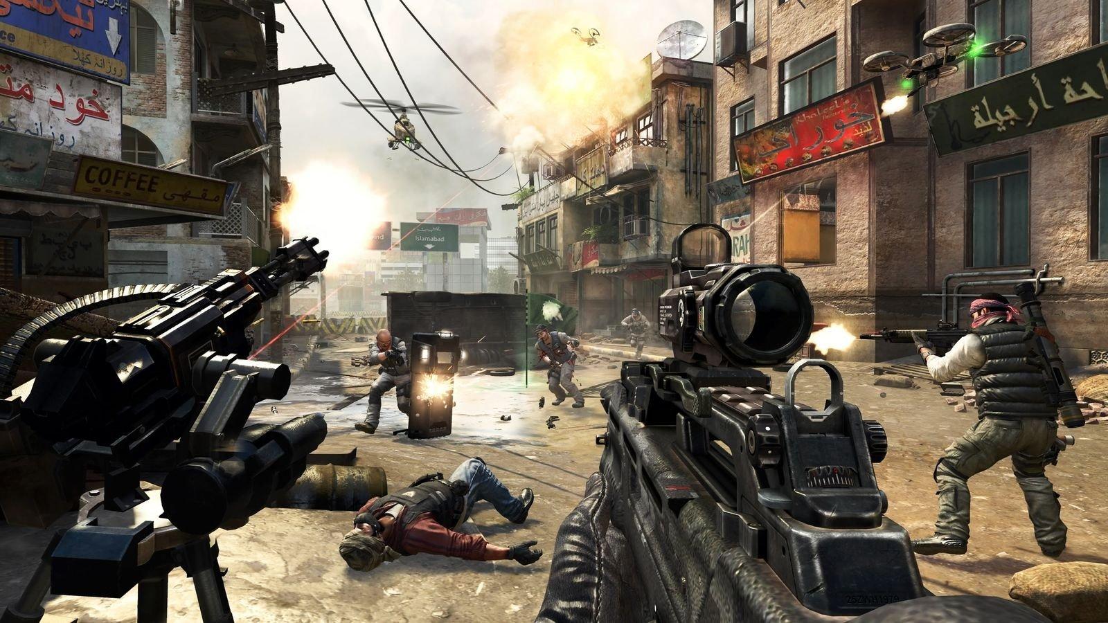 Скачать Игру Call Of Duty Black Ops Через Торрент