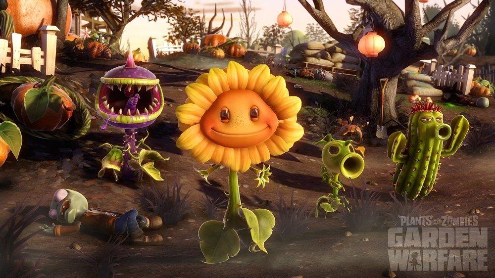 Plants Vs Zombies Xbox 360 Торрент