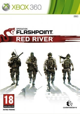 Operation Flashpoint: Red River (2011) XBox360
