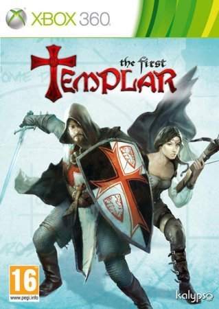 The First Templar (2011) Xbox360