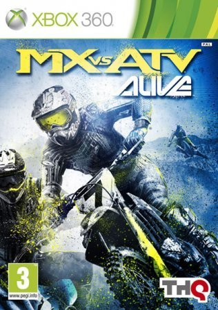 MX Vs ATV Alive (2011) Xbox360