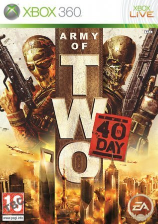 Army Of Two: The 40th Day (2010) Xbox360