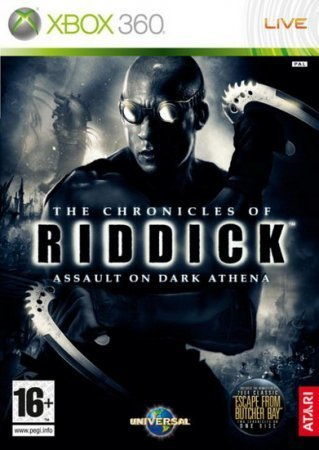 The Chronicles of Riddick: Assault on Dark Athena (2009) Xbox360