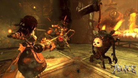 Alice: Madness Returns (2011) Xbox360