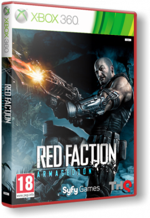 Red Faction: Armageddon (2011) Xbox360