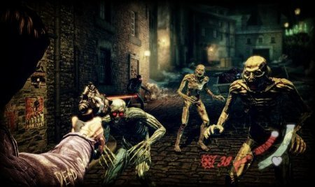 Shadows of the Damned (2011) Xbox360