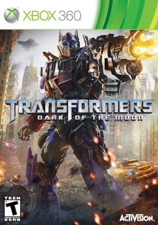 Transformers 3: Dark of The Moon (2011) Xbox360