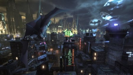 Batman: Arkham City (2011) XBOX360