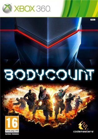 Bodycount (2011) XBOX360