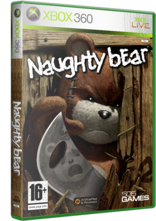 Naughty Bear Gold Edition (2011) Xbox360