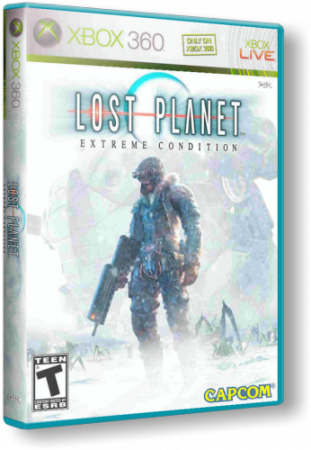 Lost Planet: Extreme Condition Colonies Edition (2008) Xbox360