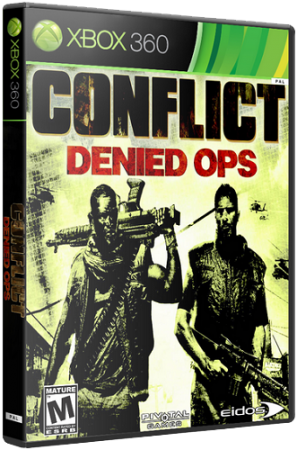 Conflict Denied Ops (2008) XBOX360