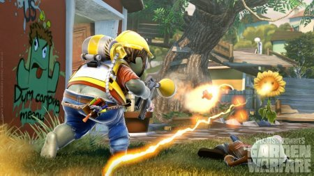 Plants vs Zombies: Garden Warfare (2014) XBOX360