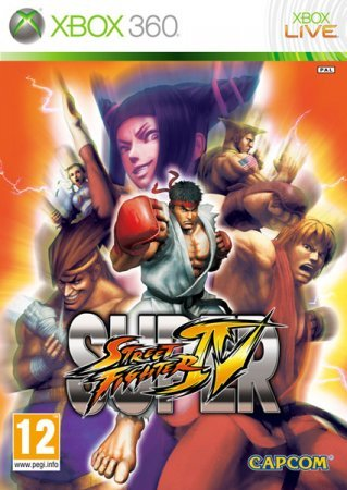 Super Street Fighter IV (2010) XBOX360