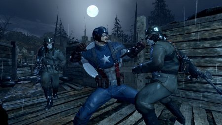 Captain America: Super Soldier (2011) Xbox360