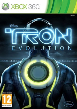 TRON: Evolution The Video Game (2010) XBOX360