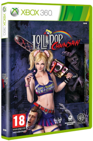 Lollipop Chainsaw (2012) XBOX360