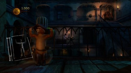 Puss In Boots (2011) XBOX360