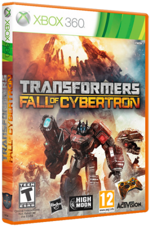 Transformers: Fall of Cybertron (2012) XBOX360