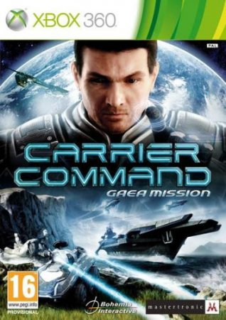 Carrier Command: Gaea Mission (2012) XBOX360