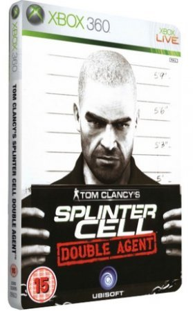 Tom Clancy's Splinter Cell: Double Agent (2007) XBOX360