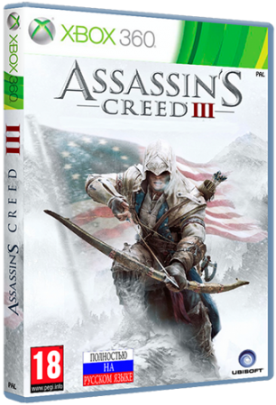 Assassin's Creed 3 (2012) XBOX360