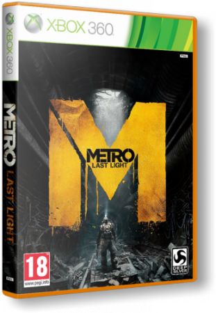 Metro: Last Light - Limited Edition (2013) XBOX360