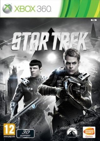 Star Trek: The Video Game (2013) XBOX360