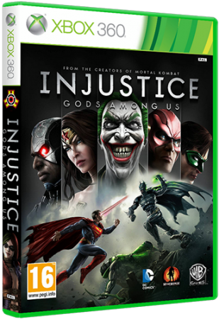Injustice: Gods Among Us (2013) XBOX360