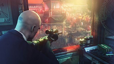Hitman Absolution (2012) XBOX360