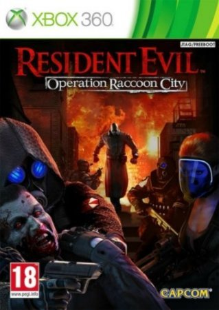 Resident Evil: Operation Raccoon City (2012) XBOX360