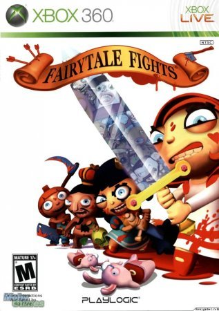 Fairytale Fights (2009) XBOX360