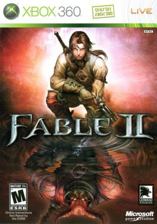 Fable 2 (2008) XBox360
