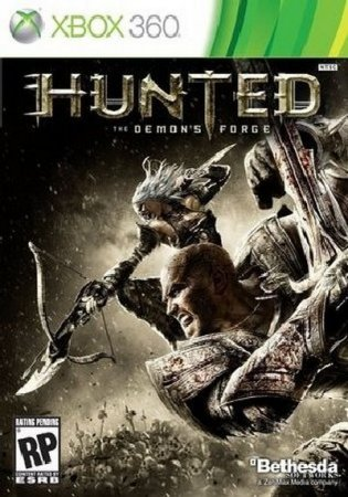 Hunted:The Demon's Forge (2011) Xbox360