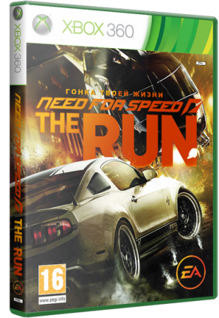 Need for Speed: The Run (2011) XBOX360
